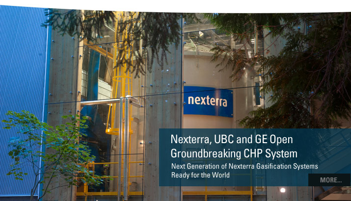 Nexterra Gasification Technology